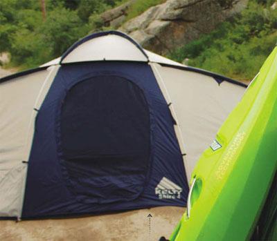 Kelty Shiro 4 Tent ($549.95; kelty.com)