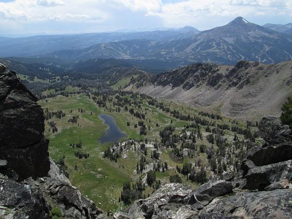 Beehive Basin, Montana