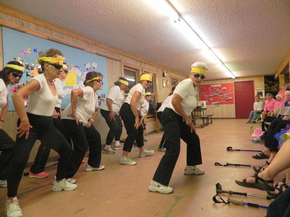 New Mexico - Gangnam Style!