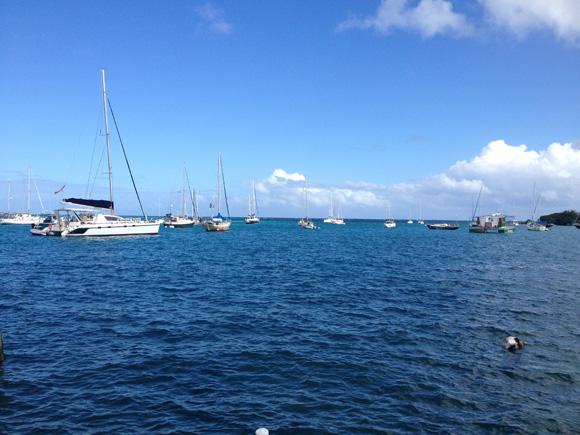 sailing, boating, St. John
