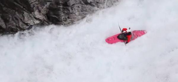 kayaking gorge