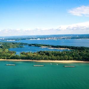 Pennsylvania's Presque Isle made the top 10.