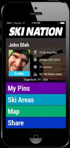 Ski Nation iphone