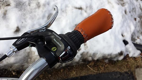 2015 Raleigh Cameo details - handlebars